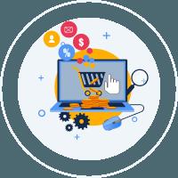 Наполнение интернет-магазина иконка